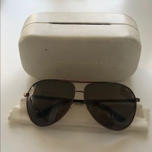 Marc Jacobs aviators with box